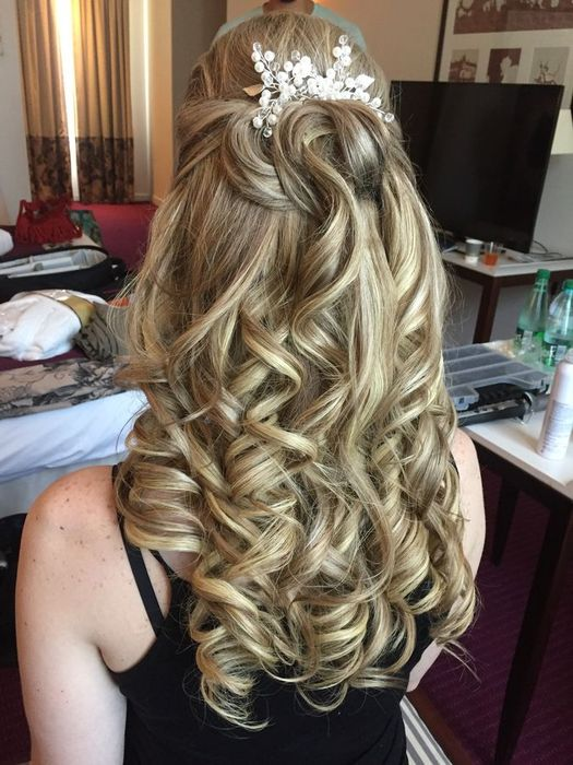 Coiffure maquillage mariage